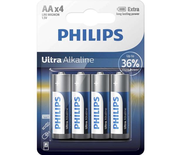 Philips Ultra Alkaline AA (4szt) - 381290 - zdjęcie