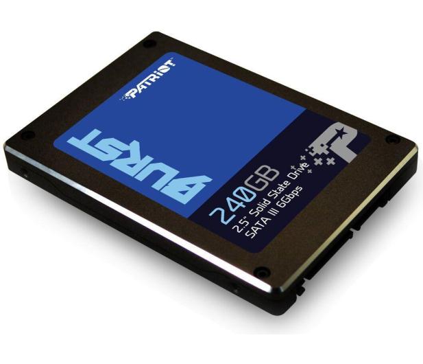 """Patriot 240GB 2,5"""" SATA SSD BURST - 381505 - zdjęcie 2"""