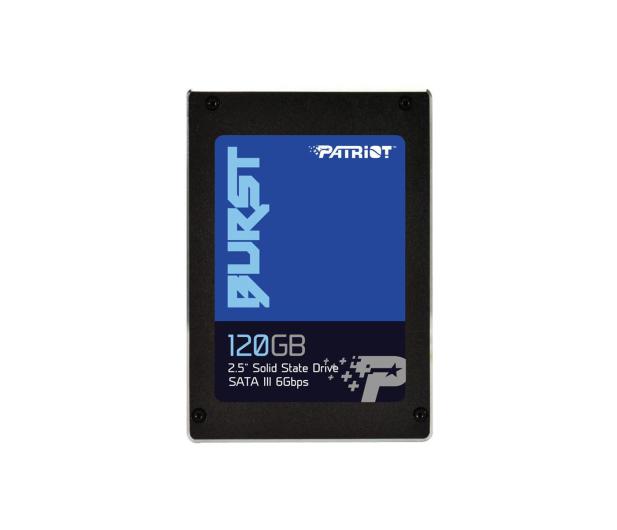 Patriot 120GB 2,5'' BURST SATA SSD  - 381508 - zdjęcie