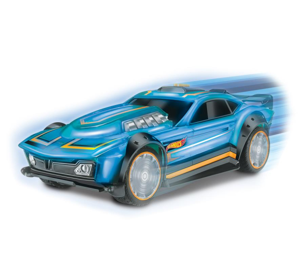 Dumel Toy State Hot Wheels RC Hyper Racer 90441 - 381566 - zdjęcie