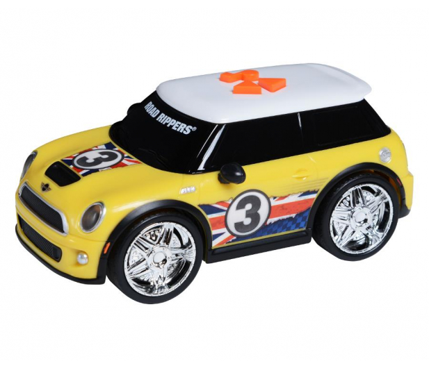 Dumel Toy State Street Screamers Mini Cooper 33144 - 401246 - zdjęcie