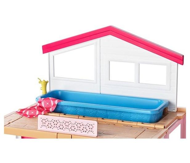 Barbie Dwupoziomowy Domek dla lalek - 401602 - zdjęcie 3