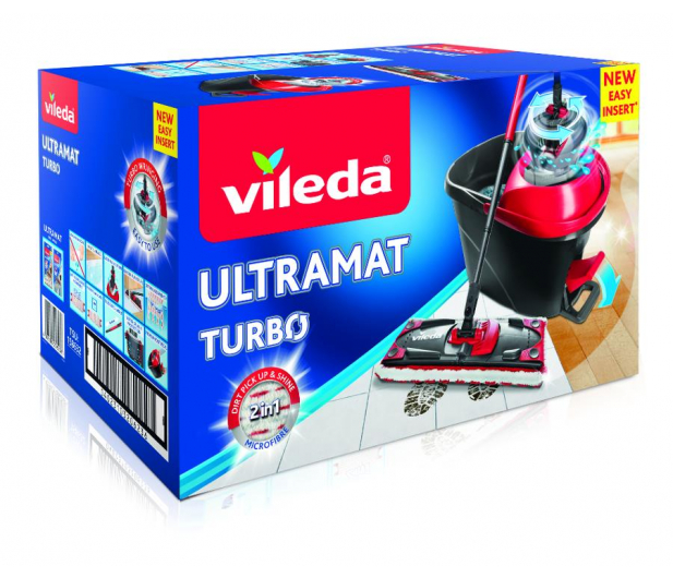 Vileda ULTRAMAT TURBO - 402048 - zdjęcie