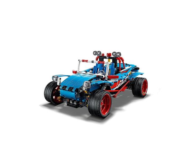 LEGO Technic Niebieska wyścigówka - 395195 - zdjęcie 6
