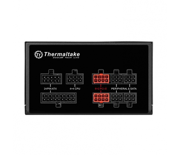 Thermaltake Toughpower Grand RGB 650W 80 Plus Gold - 402139 - zdjęcie 4