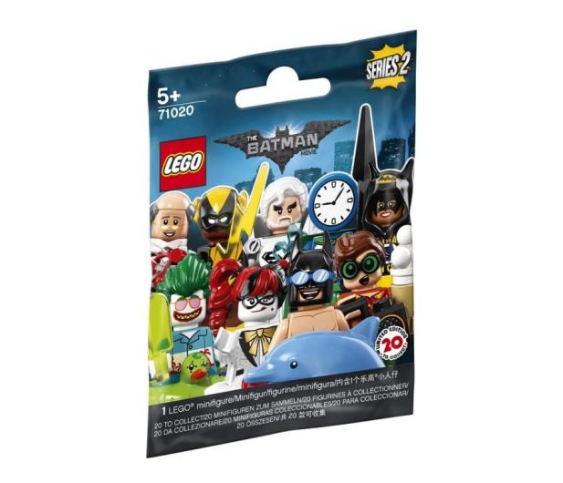 LEGO Batman Movie Minifigures seria 2 - 403470 - zdjęcie 1
