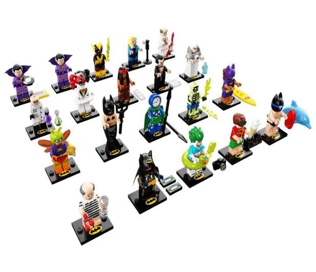 LEGO Batman Movie Minifigures seria 2 - 403470 - zdjęcie 2