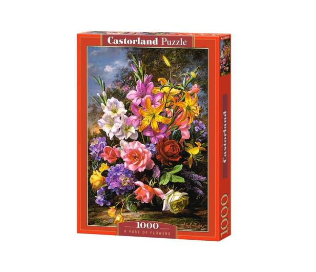 Castorland A Vase of Flowers - 403274 - zdjęcie