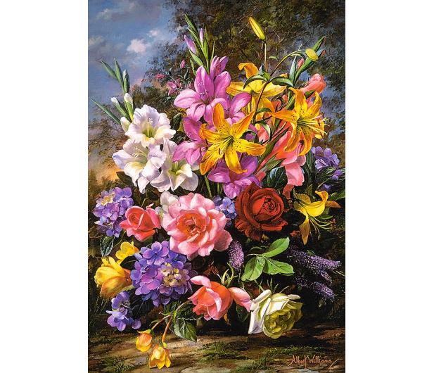 Castorland A Vase of Flowers - 403274 - zdjęcie 2