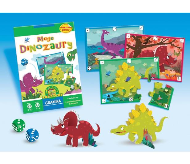 Granna Moje Dinozaury - 404331 - zdjęcie 2
