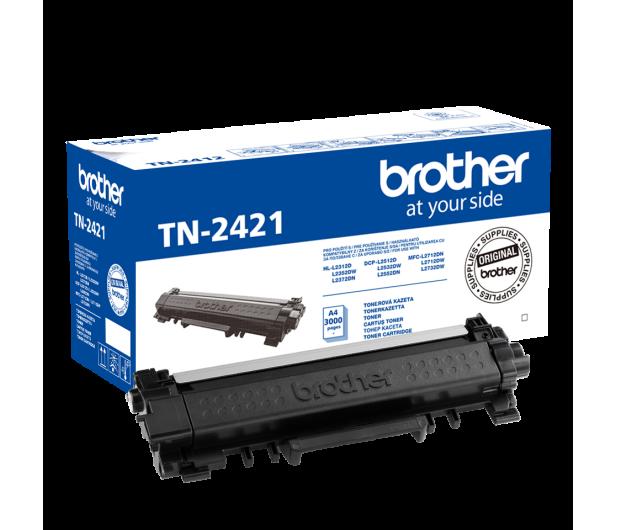 Brother TN2421 Black 3000 str. (TN-2421) - 405203 - zdjęcie