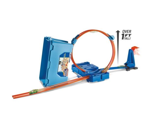 Hot Wheels Zestaw Kaskaderskie pętle niebieskie  - 404645 - zdjęcie 2