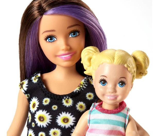 Barbie Skipper Zestaw Opiekunka z akcesoriami IV - 405268 - zdjęcie 3