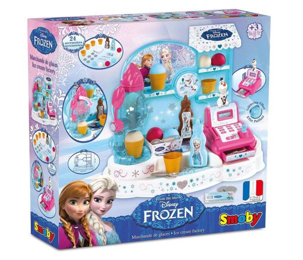 Smoby Disney Frozen Kraina Lodu Lodziarnia - 405053 - zdjęcie 2