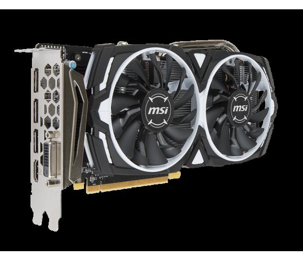 MSI Radeon RX 570 ARMOR OC 8GB GDDR5  - 405828 - zdjęcie 3