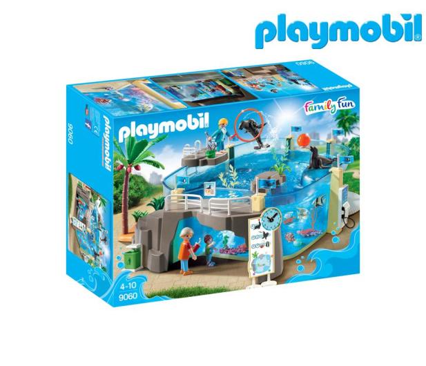 PLAYMOBIL Oceanarium - 405323 - zdjęcie