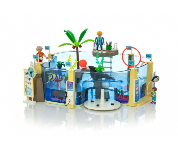 PLAYMOBIL Oceanarium - 405323 - zdjęcie 2