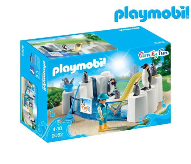 PLAYMOBIL Basen dla pingwinów - 405327 - zdjęcie