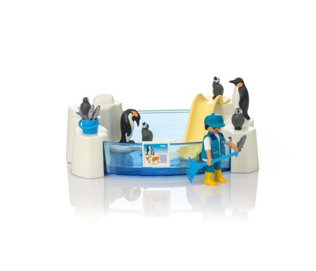 PLAYMOBIL Basen dla pingwinów - 405327 - zdjęcie 2