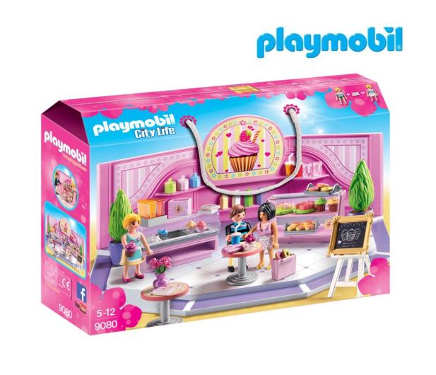 """PLAYMOBIL Kawiarnia """"Cupcake"""" - 405349 - zdjęcie"""