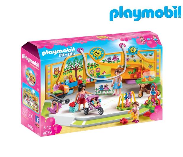 PLAYMOBIL Sklep z artykułami niemowlęcymi - 405348 - zdjęcie