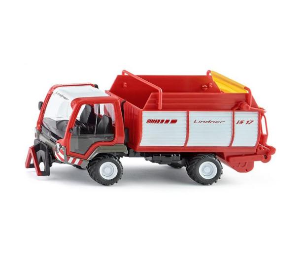 Siku Farmer Transporter Lindner Unitrac Z Przyczepą Pojazdy