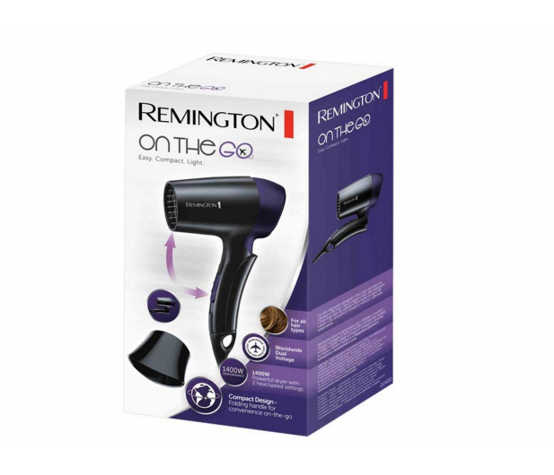 Remington On The Go D2400 - 405423 - zdjęcie 3