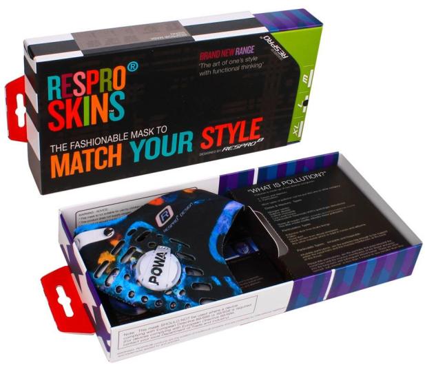 Respro Skin Graffiti XL - 400442 - zdjęcie 8