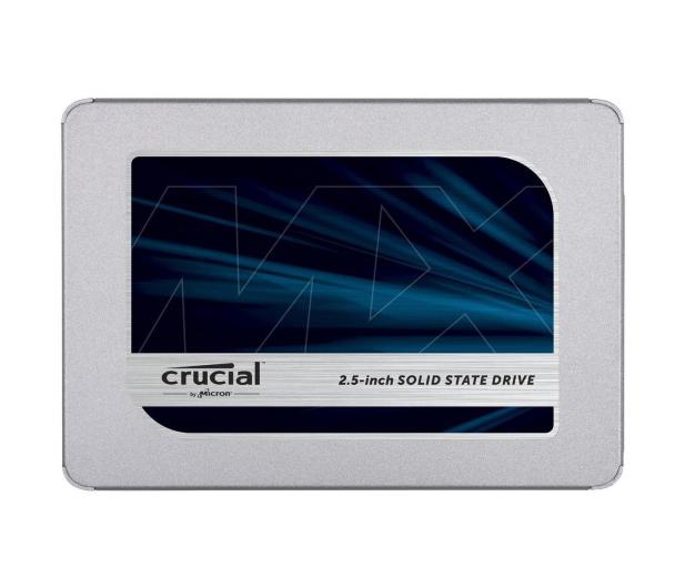 """Crucial 500GB 2,5"""" SATA SSD MX500 - 400625 - zdjęcie"""