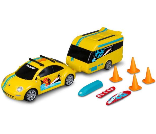 Dumel Toy State Beetle with Caravan 21706 - 401106 - zdjęcie