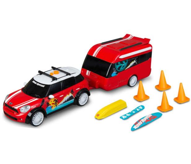 Dumel Toy State Mini with Caravan 21707 - 401109 - zdjęcie