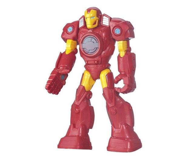 Playskool Super Hero Zbroja mecha Iron Man - 455523 - zdjęcie