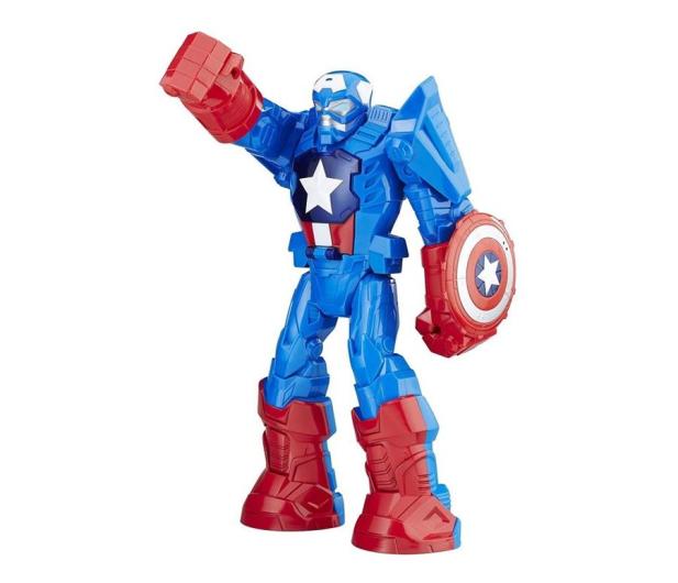 Playskool Super Hero Zbroja mecha Kapitan Ameryka - 455524 - zdjęcie