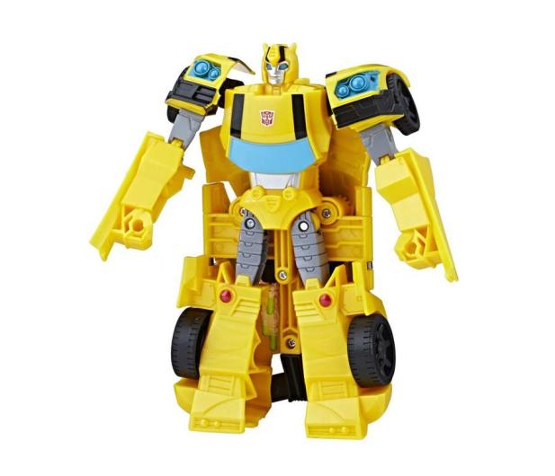 Hasbro Transformers Cyberverse Ultra Bumblebee - 455608 - zdjęcie