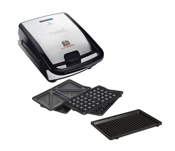 Tefal Snack Collection + Panini/Grill - 456160 - zdjęcie