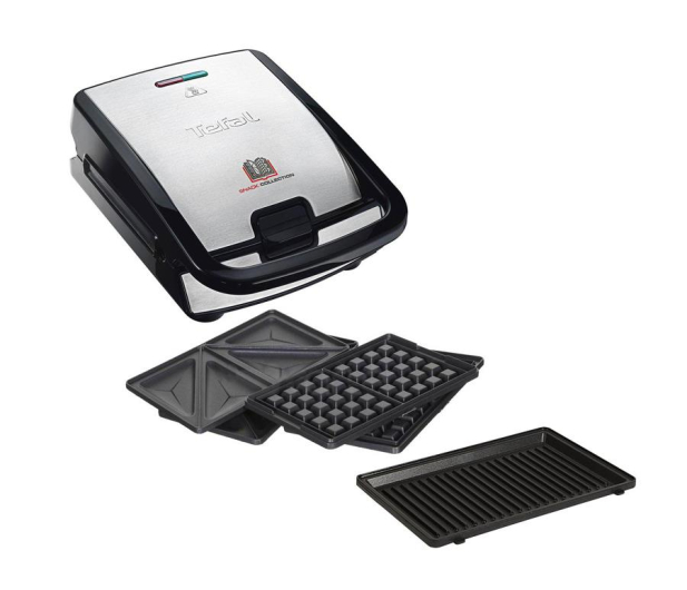 Tefal Snack Collection + Panini/Grill - 456160 - zdjęcie 1