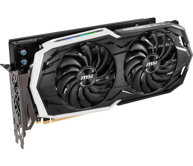 MSI GeForce RTX 2070 ARMOR 8GB GDDR6 - 456603 - zdjęcie 5