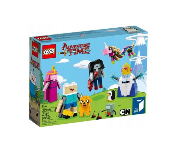 LEGO IDEAS Pora na przygodę - 457034 - zdjęcie