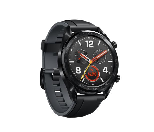 Huawei Watch GT czarny - 456562 - zdjęcie