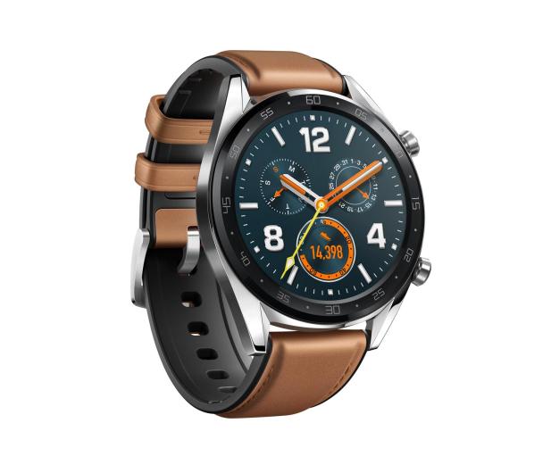 Huawei Watch GT srebrny - 456564 - zdjęcie