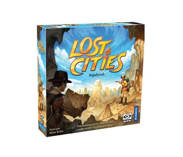 Galakta Lost Cities: Pojedynek - 453257 - zdjęcie