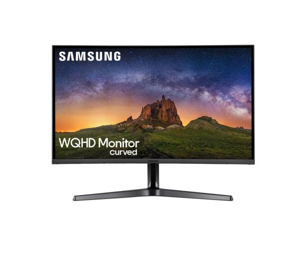 Samsung C27JG50QQUX Curved - 457277 - zdjęcie