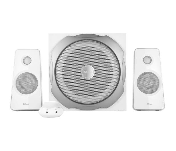 Trust 2.1 Tytan Speaker Set (biały) - 457675 - zdjęcie