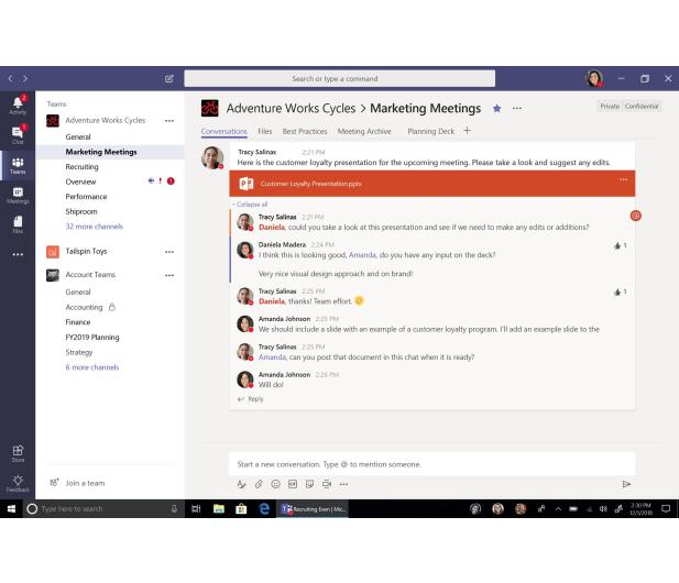 Microsoft Office 365 Business Premium | zakup z komputerem - 460107 - zdjęcie 5
