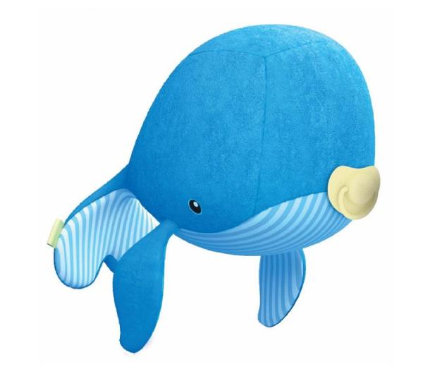 TM Toys Octopi Ocean Hugzzz wielorybek + latarnia morska - 382013 - zdjęcie
