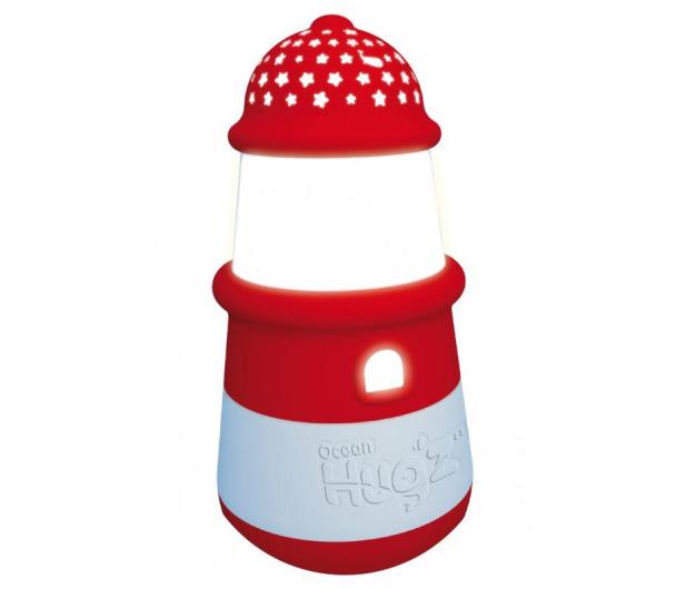 TM Toys Octopi Ocean Hugzzz wielorybek + latarnia morska - 382013 - zdjęcie 2