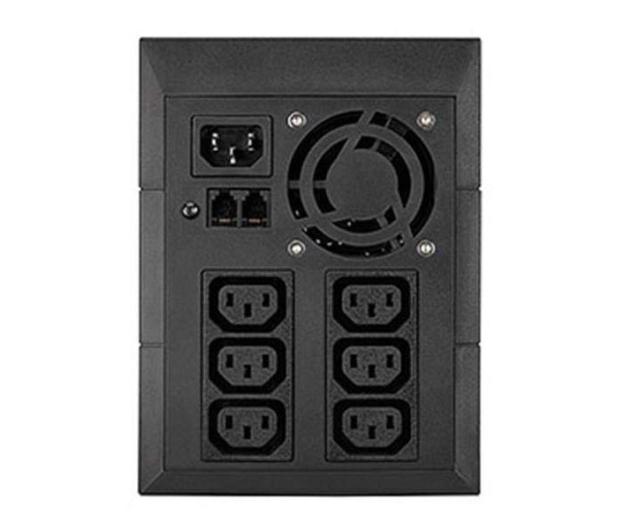 EATON 5E (1100VA/660W) AVR 6 x IEC USB - 452332 - zdjęcie 2