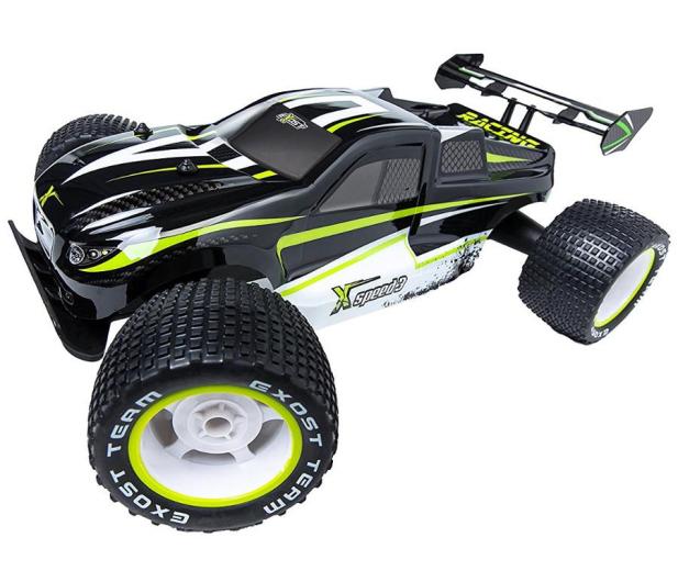 Dumel Silverlit Auto Wyścigowe Exost XSpeed 3 - 453365 - zdjęcie