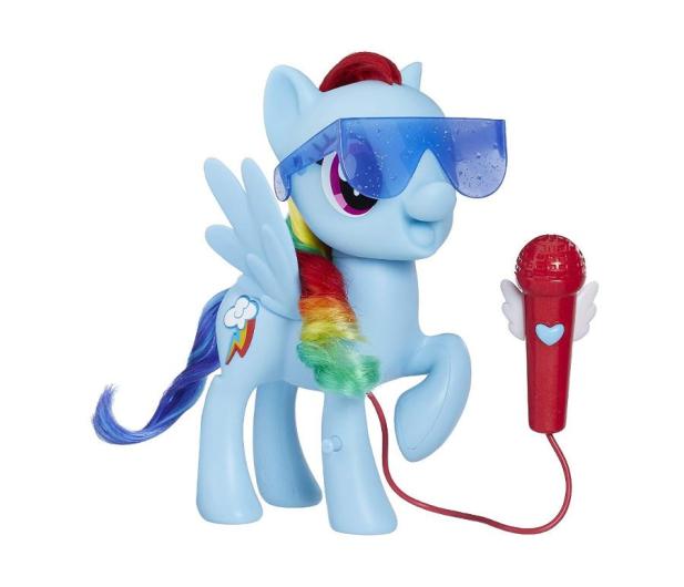 My Little Pony Śpiewająca Rainbow Dash  - 453397 - zdjęcie 2