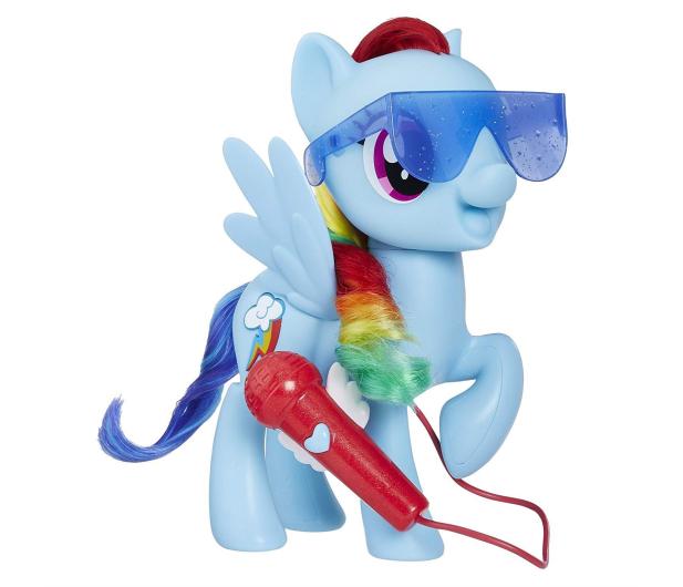 My Little Pony Śpiewająca Rainbow Dash  - 453397 - zdjęcie 3